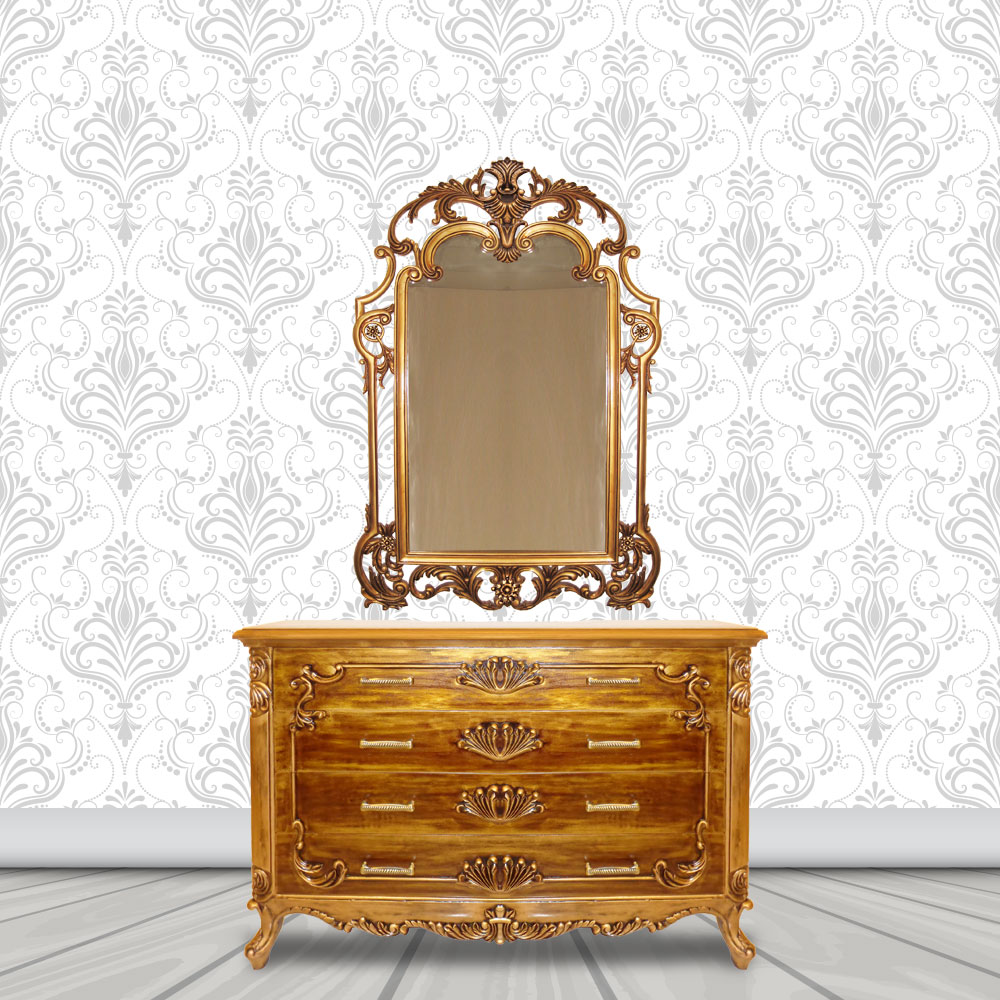 Athena 187 Mirror And Console